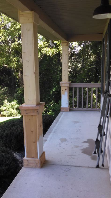 25  best ideas about Front porch railings on Pinterest