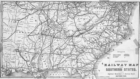 the railroads of the south 1865 1900 a study in finance and books hargrett library map collection transportation
