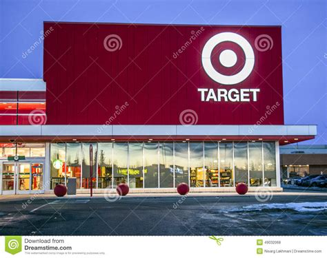 Target Gift Card Terms And Conditions - target store in sunridge mall calgary alberta editorial stock photo image 49032068