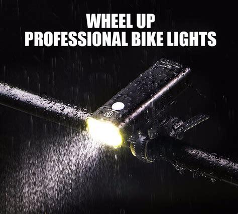 Lu Sepeda Led Cree Xpg Dengan Klakson wheel up v9c lu sepeda led cree xpg 400 lumens black jakartanotebook