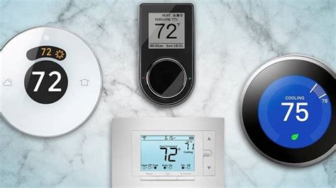 best smart thermostats for 2018 reviews and buying advice