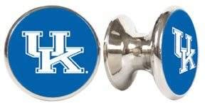 The Knobs Kentucky by Kentucky Wildcats Ncaa Stainless Steel Cabinet