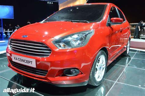 ford ka 5 porte nuova ford ka 5 porte foto 9 24 allaguida