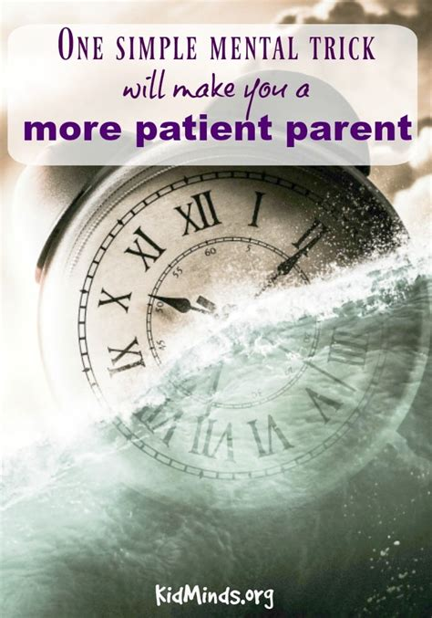 how to be a more patient parent the one simple trick you
