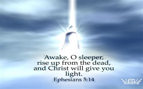 Awake Awake O Sleeper by 337 Ephesians 5 Dwelling In The Word
