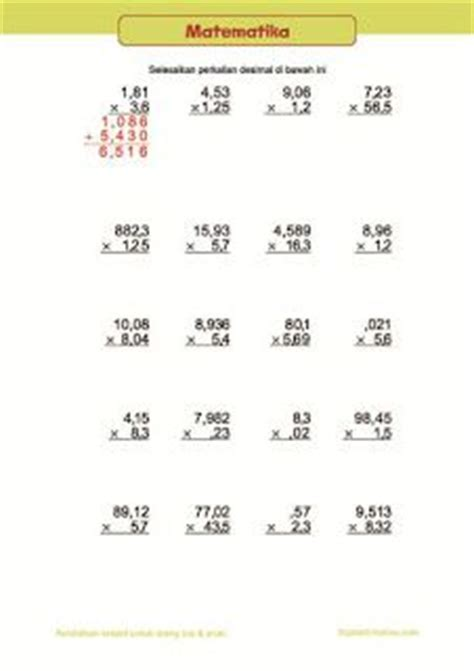 Dasar Dasar Berhitung 1 20 963 best belajar anak images on sd 4 and