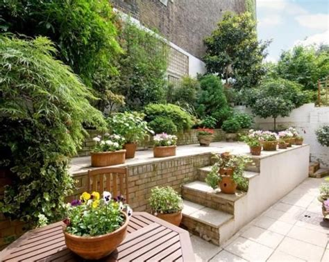 two level backyard landscaping ideas 37 best images about 2 levels backyard on pinterest