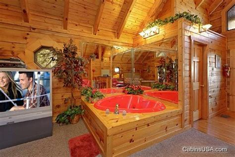 Couples Cabins In Gatlinburg by Mountain Shadows Resort Is Home To The Gatlinburg