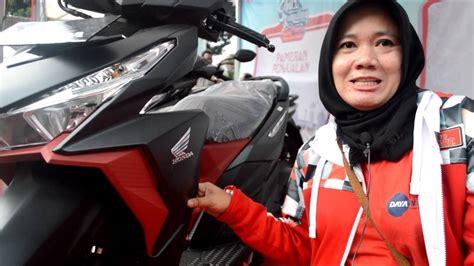 Honda Vario Techno 150 honda vario techno 150 cc makin mantab