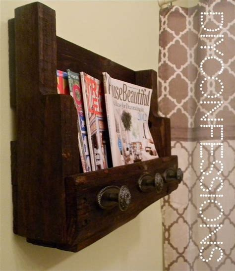 diy magazine holder for bathroom 20 diy magazine rack projects style motivation