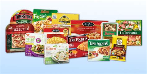 frozen food frozen meals business helps nestle growth frozen food europe