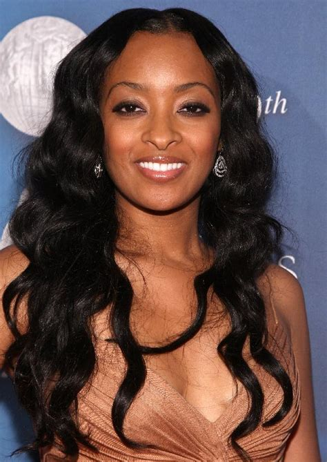 Long wavy prom hairstyle   thirstyroots.com: Black Hairstyles