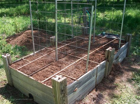 plant beds raised garden beds and square foot gardening gentleman farmer