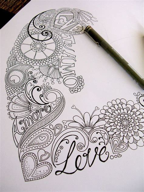 doodle name diane 17 best images about zentangle on