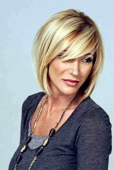 long short blonde hairstyle ideas for 2015 20 layered short hairstyles for women styles weekly