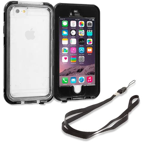 waterproof shockproof dirt proof cover for apple iphone 6 6s plus 4 7 5 5 ebay