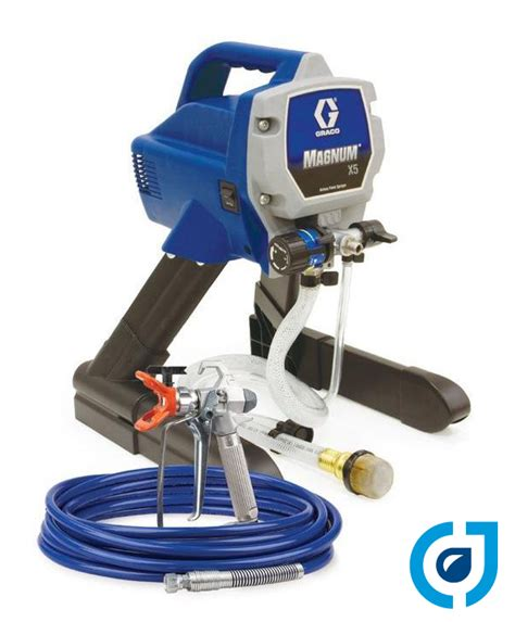 graco magnum  electric airless paint sprayer  cj