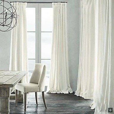 upgrade white curtains white curtains room darkening and natural linen on pinterest