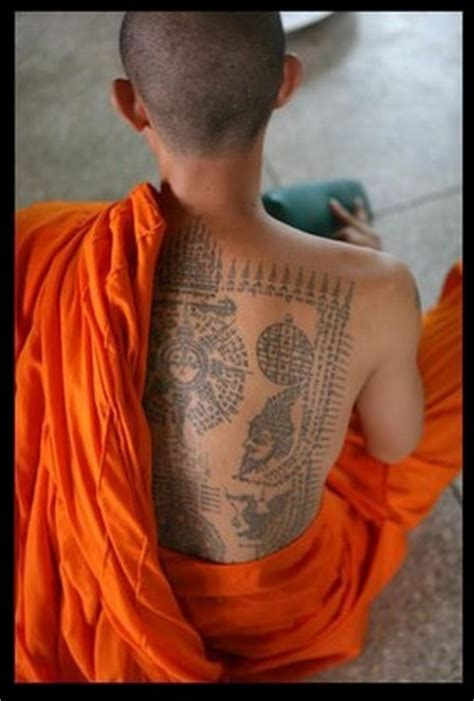 angelina jolie tattoo tibet 17 best images about sak yant tattoo thai blessings on