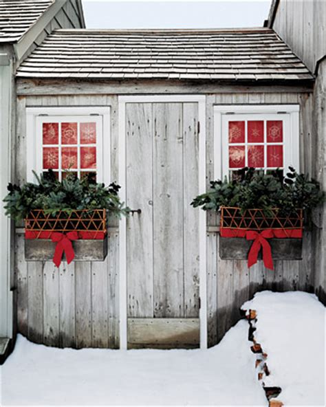 martha stewart xmas decorating ideas outdoor resources green with envy decorating inspiration