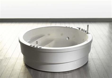 vasca da bagno doppia vasca idromassaggio circolare