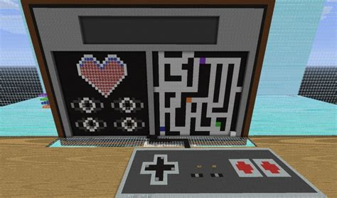 game console mod minecraft 1 8 playable game within minecraft gem collector minecraft