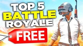 like royale top 5 free battle royale free like pubg