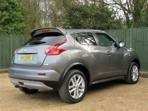 grey nissan juke used grey nissan juke for sale dorset