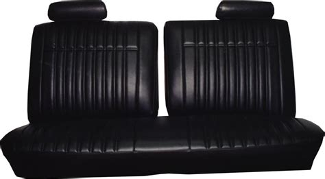 chevy impala with bench seat seat upholstery us made 1970 impala parisienne split