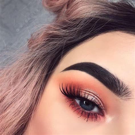 1000 ideas about peach eyeshadow on pinterest eyeshadow peachy pink kind of coral eye shadow with a dash of