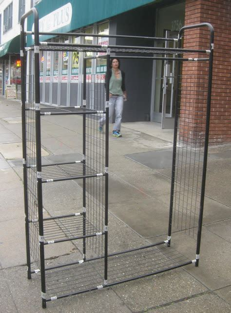 Metal Clothing Racks by Uhuru Furniture Collectibles Sold Metal Clothes Rack