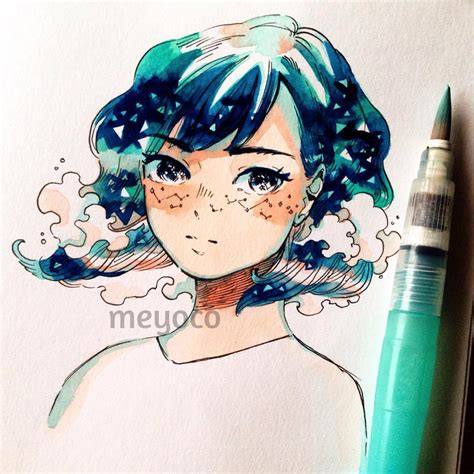drawing tutorial instagram see this instagram photo by meyoco 19 7k likes
