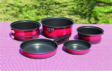 Kangaroo Cookware 1 texsport kangaroo 7 pc cing cookware outdoor cook set