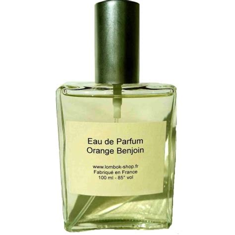 Parfum Orange eau de parfum orange benjoin
