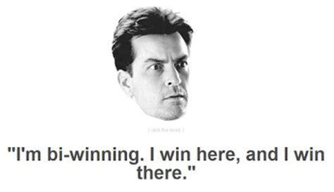 Charlie Sheen Winning Meme - screaming meme