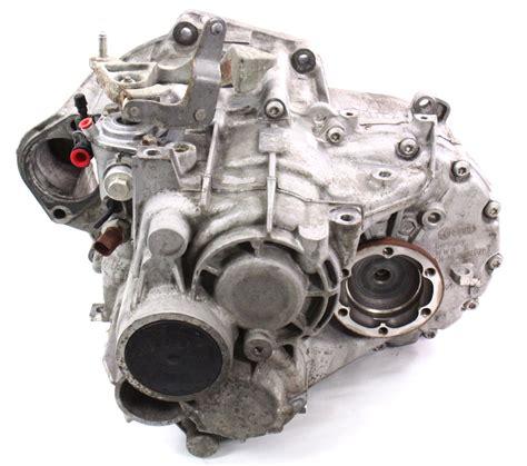 6 speed manual transmission 06 07 audi a3 8p code jlw
