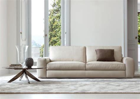 divano moderno in pelle divano moderno joey in pelle berto salotti