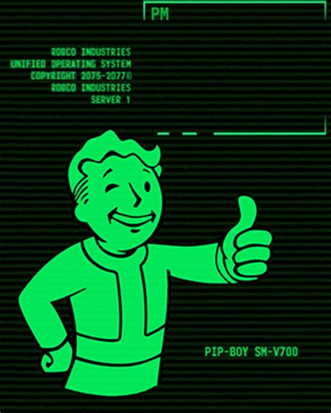 fallout wallpaper for apple watch fallout 4 pip boy apple watch face
