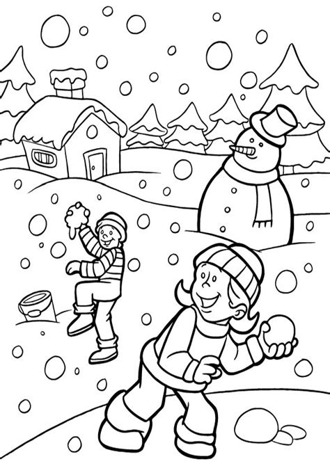 Imágenes De Invierno Para Whatsapp | dibujos de 161 bienvenido invierno para colorear mu 241 ecos de