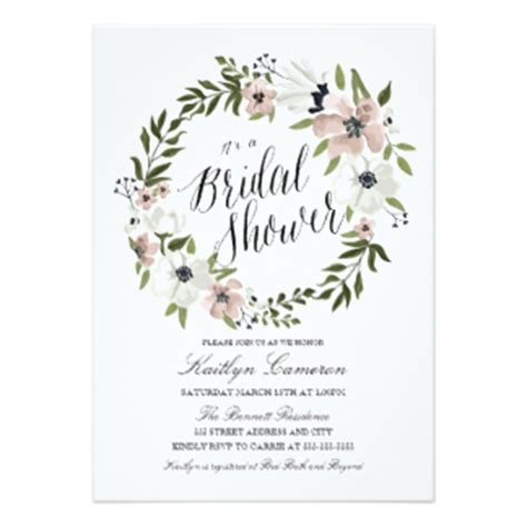 What To Do At Bridal Shower by Bridal Shower Invitations Zazzle