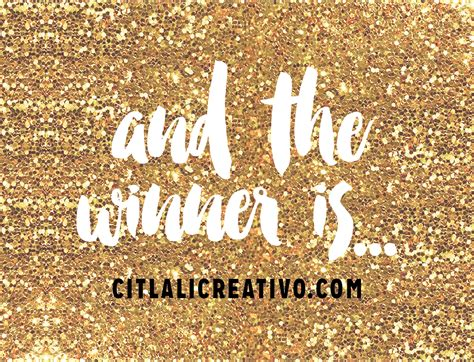 Invitation Giveaway - congratulations to our first invitation giveaway winner citlali creativo llc