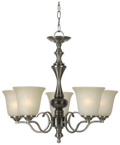 stratton 5 light chandelier at menards lighting