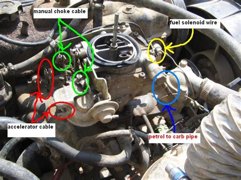 Suzuki Samurai Carb Adjustment Difflock View Topic How Do You Rebuild A Carb