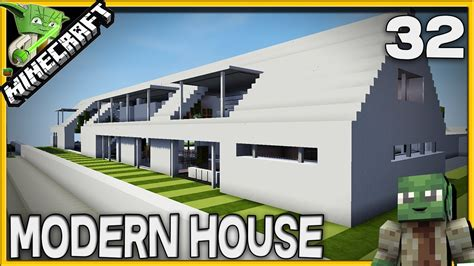 minecraft modern manor inspiration w keralis youtube minecraft modern house 32 w keralis youtube