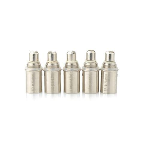 Aspire Bdc Replaceable Dual Coils 1 8 Ohm 5 authentic aspire bdc series replaceable coil 1 8 ohm 5pcs 3fvape