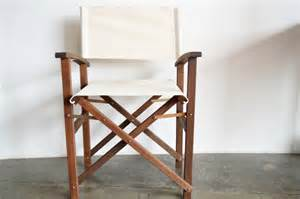 Mr kate diy painted canvas chair
