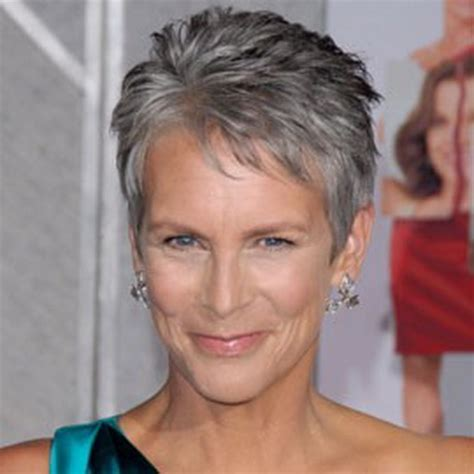 pictures of current jamie lee curtis haircuts cropped hairstyles