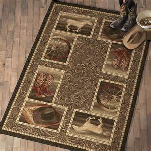 Western Bathroom Rugs Western Home Rug Collection