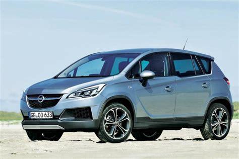 opel meriva 2016 2017 opel meriva redesigned minivan from gm