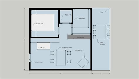 floor plans for cottages cottage floor plan resort for sale ontario canada